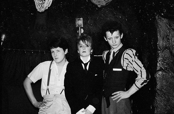 In 1978, Boy George, Marilyn and Steve Strange were all regulars at a tiny London club. Tim Lewis speaks to one regular ahead of an exhibition of her photographs