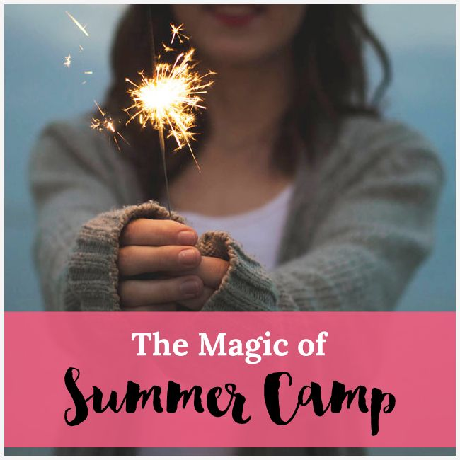 The Magic of Summer Camp