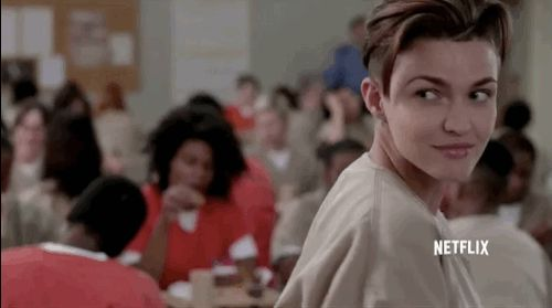 """Ruby Rose Keeps Her Aussie Accent In """"Orange Is The New Black"""" And It's Amazing"""