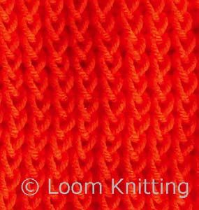 Different Knit Stitches Loom : DIFFERENT STITCHES FOR KNITTING LOOM Free Knitting Projects