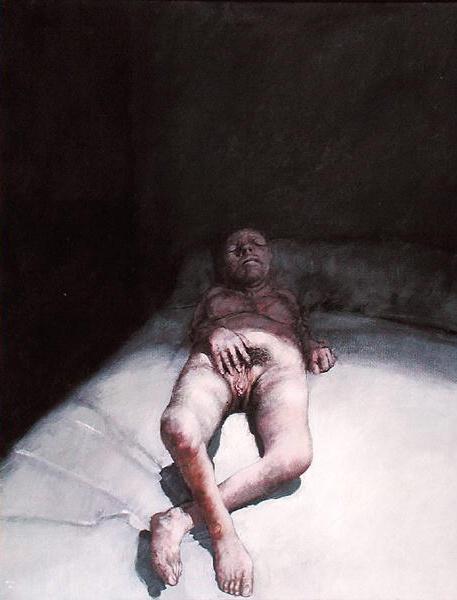 Jean Rustin - The Night