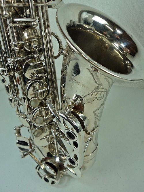 Yanagisawa silver 901 Alto Saxophone