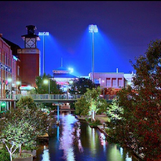 Bricktown OKC... my favorite place.