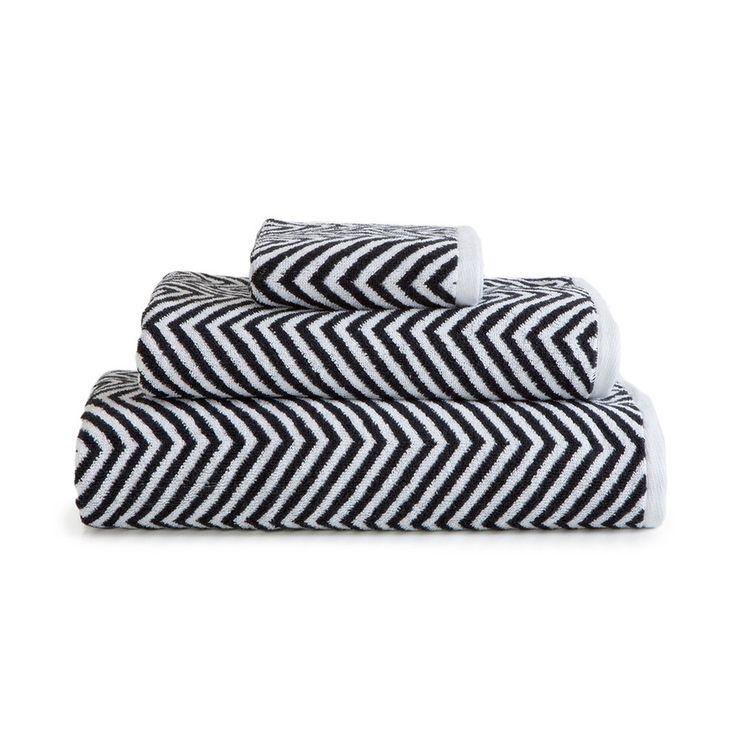 Chevron Towel Range