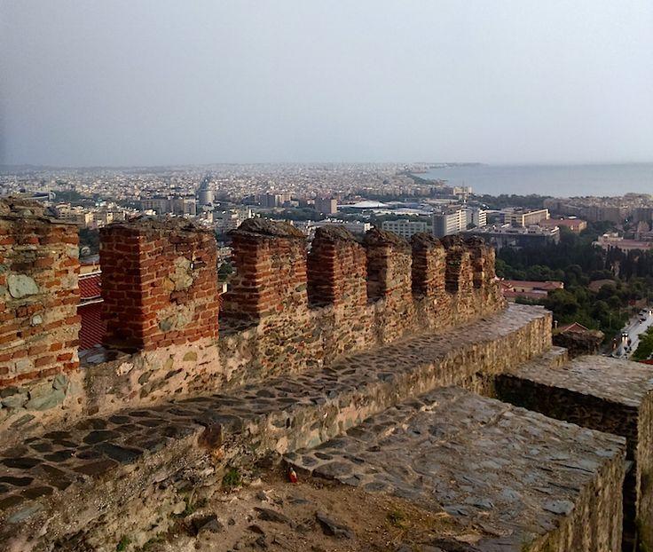onde ficar em tessalônica grecia