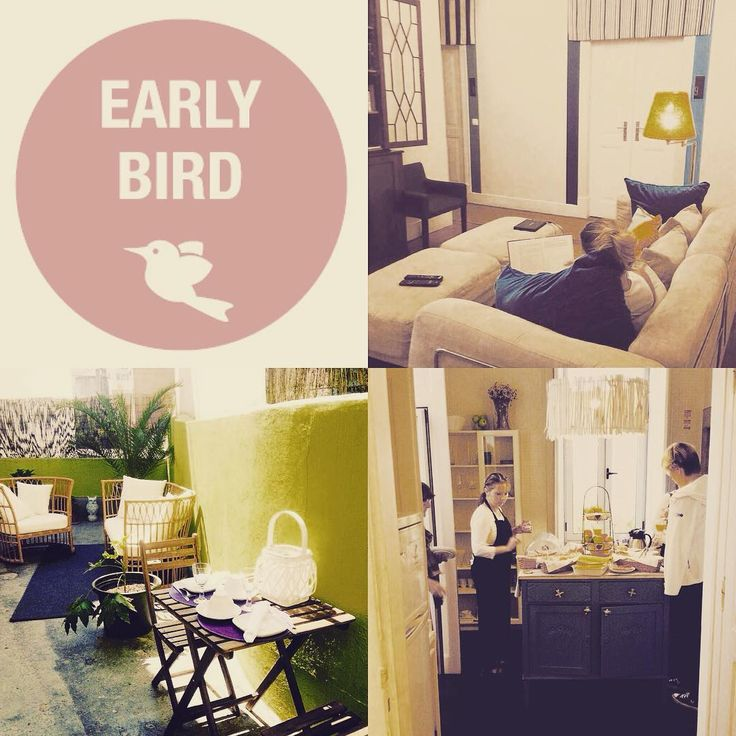 """The early bird gets the worm..!"" ;) It is time to think about your next holiday! www.lisbondreams.com #lisbondreamsguesthouse #lisbondreamsapartments #lisbondreams #lisbontrip #lisbontrip2017 #earlybirdgetstheworm #earlybirdcatchestheworm"