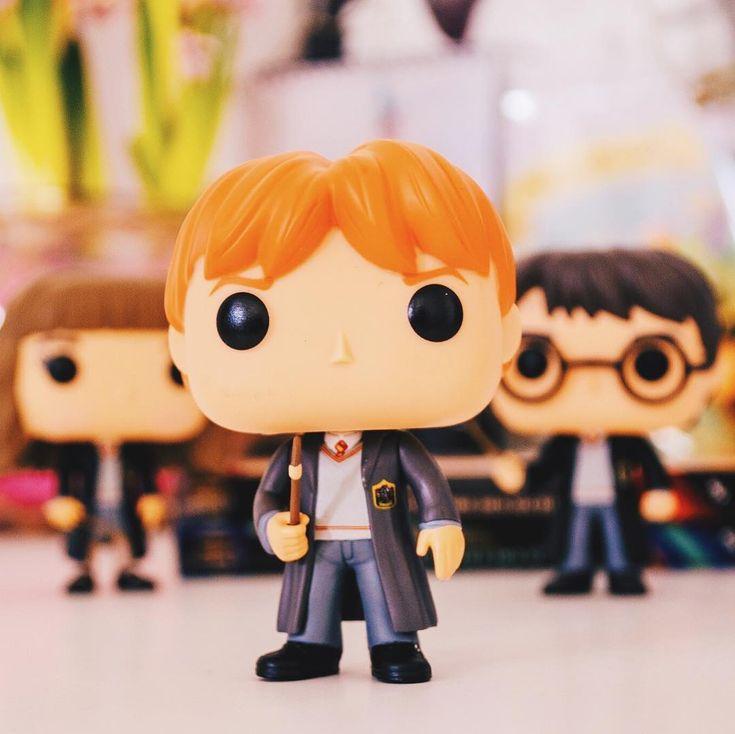 Ron est venu rejoindre Hermione et Harry durant le Réveillon de Noël 😏 Pauline contente ! Merci le p'tit Frère ! 🙌🏻