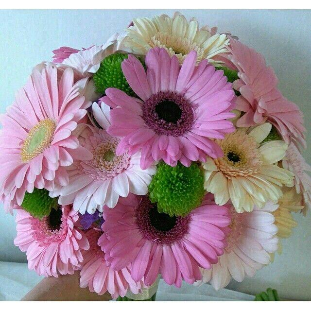 Best Gerbera Bridal Bouquet Ideas On