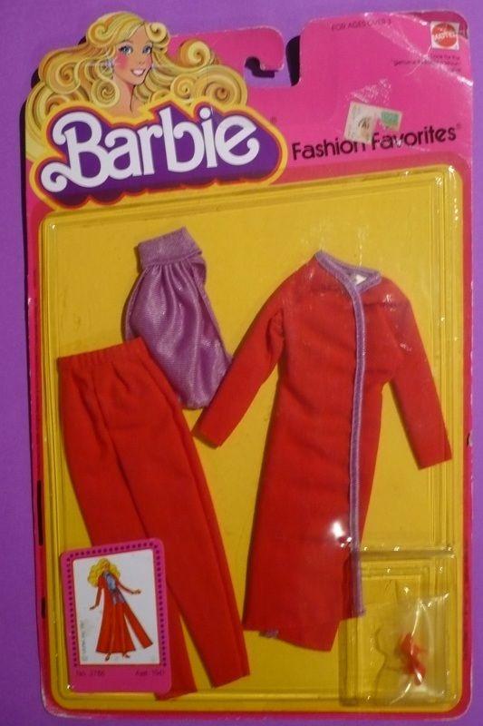 Barbie Clothes Wardrobe