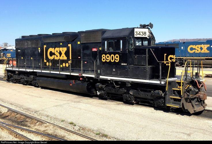 Photo CSXT 8909 CSX Transportation (CSXT