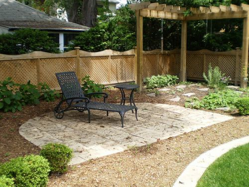135 best Landscaping/Patios images on Pinterest | Home ...