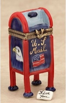 US Mailbox - Limoges