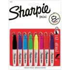 Sharpie Assorted Colors Mini Fine Point Permanent Marker (8-Pack)