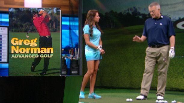 greg norman golf instruction video