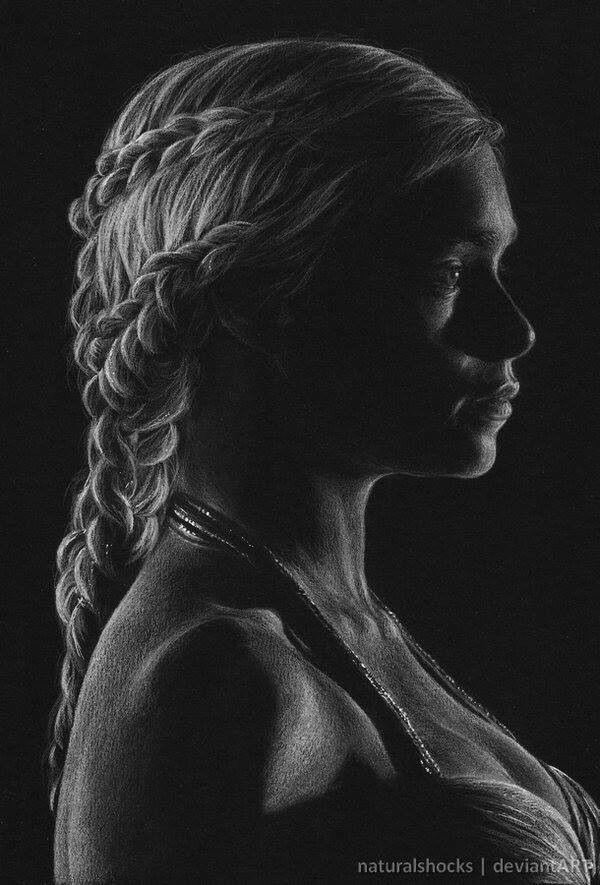 278 best Art on Black images on Pinterest
