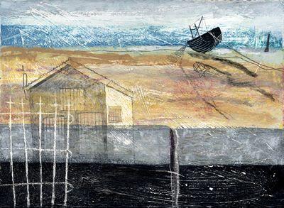 strand gallery - paintings - jonathan CHRISTIE