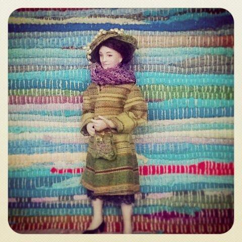 Doll by Taru Astikainen, styling by Hanna & Leijona