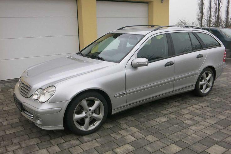 Mercedes-Benz C-Klasse Mercedes-Benz C 200 T CDI Classic Sport LEDER W203   Check more at https://0nlineshop.de/mercedes-benz-c-klasse-mercedes-benz-c-200-t-cdi-classic-sport-leder-w203/