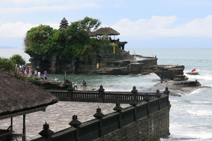 Tanah Lot Tapınağı - Bali, Endonezya
