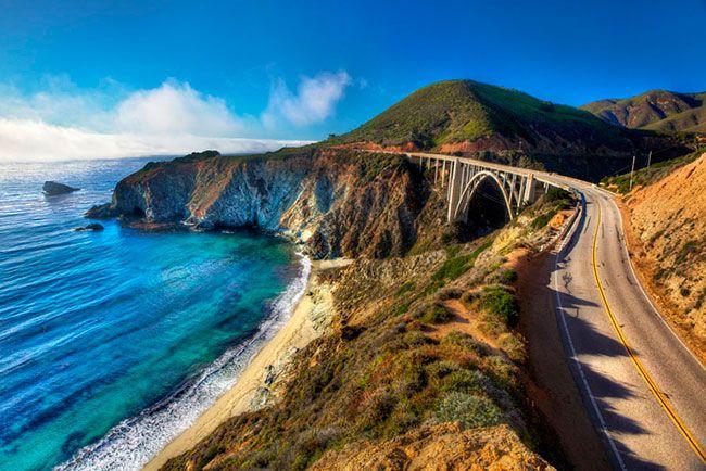 Highway 1, Big Sur, Califórnia - USA