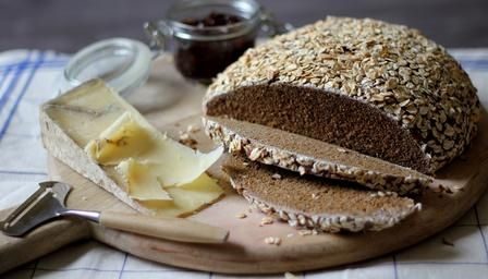 Rye, ale and oat bread is full of flavour and simply superb with cheese #PaulHollywood