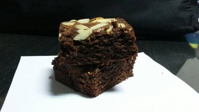 Resep Brownies Panggang Lembut Oleh Esther Resep Panggang Resep Brownies