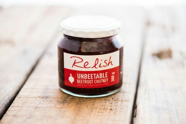 Our hot chilli beetroot chutney #unbeetable #beetrootchutney #relish_foods