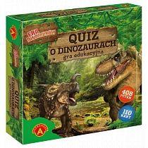 Alexander, gra Qiuz o dinozaurach