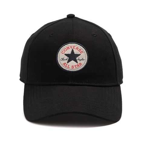 fdd2b846cc7 Showcase your classic style with the new Chuck Taylor Logo Patch Dad Hat  from Converse!