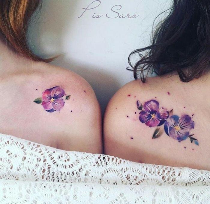 1001 Ideas De Tatuajes De Flores En Diferentes Estilos Tattoo