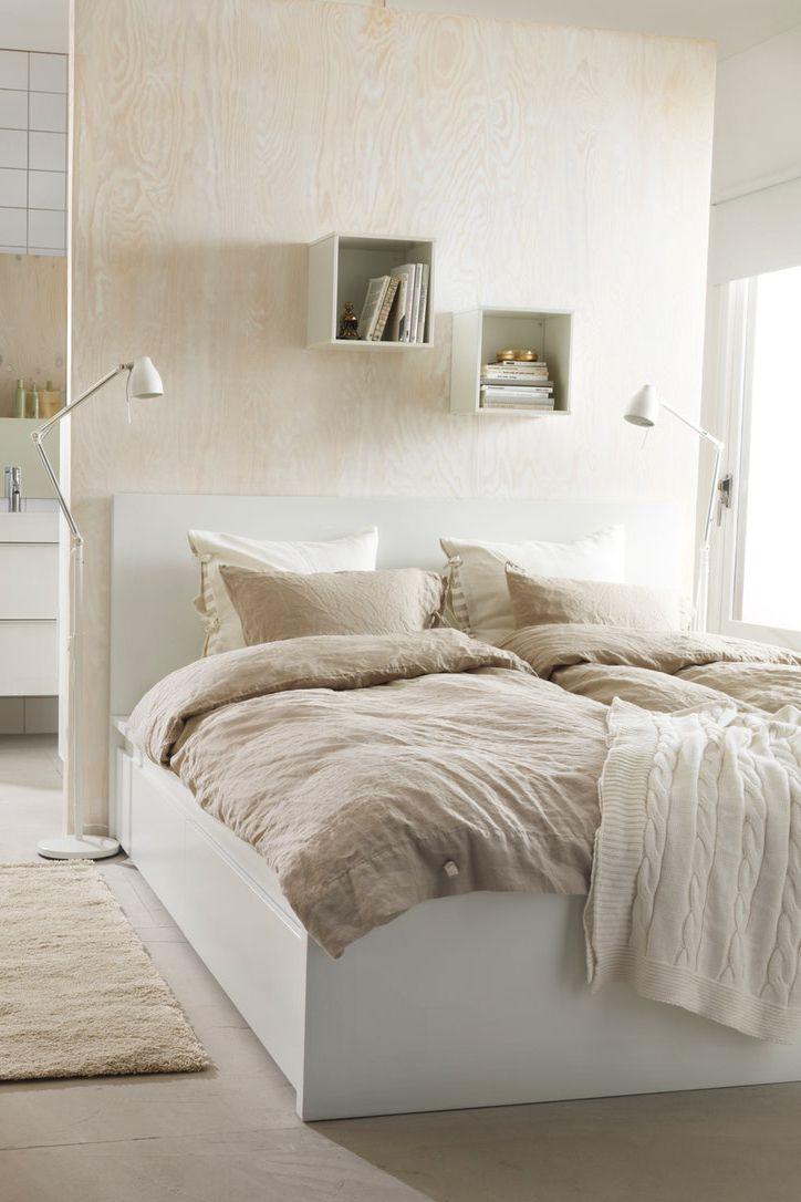 Schlafzimmer Einrichten Bett Stellen