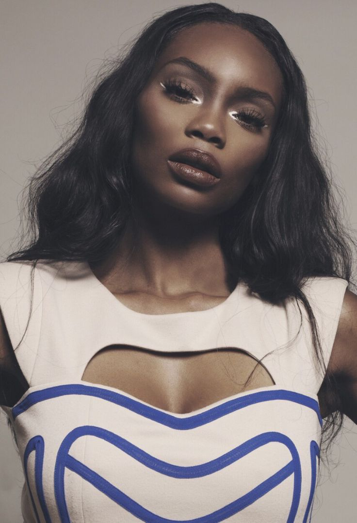 17 best images about pretty beautiful models afro chasity samone