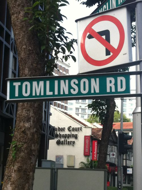 You can't turn because there's only ONE DIRECTION! XD hahahahahha