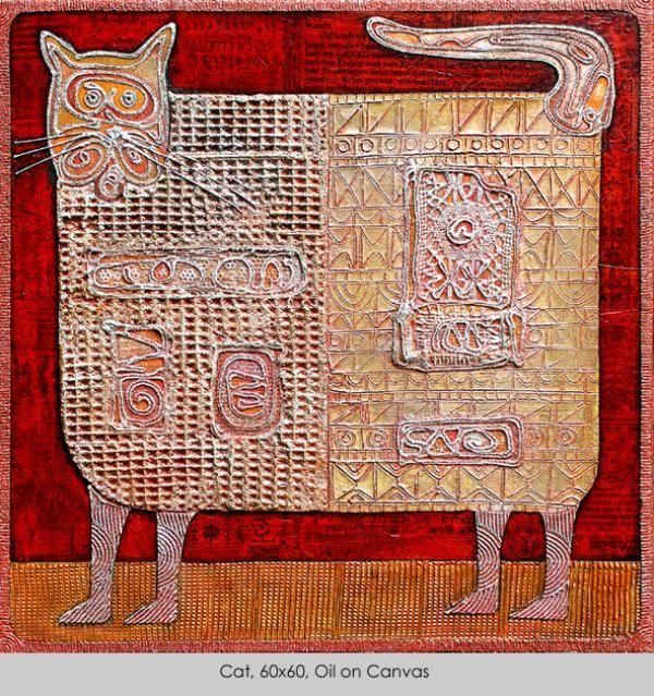 Vivarium ~ by Wlad Safronow, Ukranian artist, born 1965 in Kharkov, Ukraine.