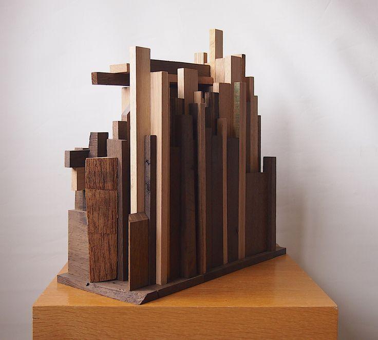 Galvin Harrison  Stockade Sculpture No. 15