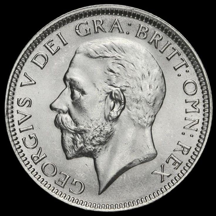 rare george v coins