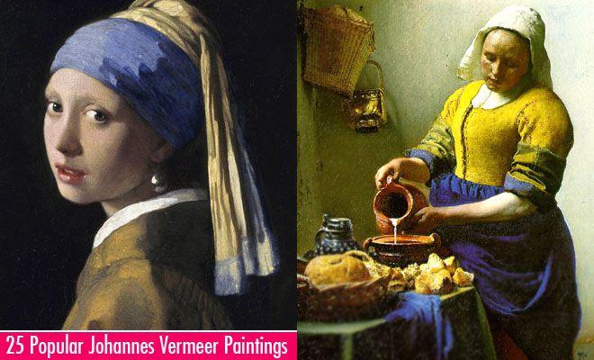 Johannes Vermeer The Art Of Painting Analysis