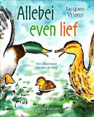 Scheiding: boek 'Allebei even lief'