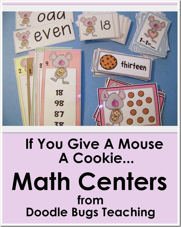 Maths Centers