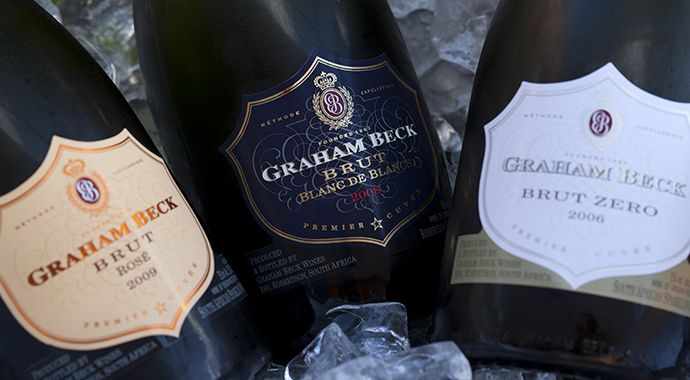 Graham Beck Cap Classique | House and Leisure