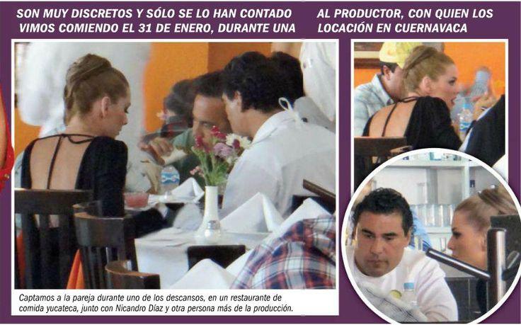 Marjorie de Sousa | Fotos de Marjorie de Sousa y Eduardo Yanez