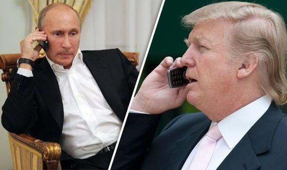Ο Τραμπ ευχαριστεί τον Πούτιν για την απέλαση 755 διπλωματικών υπαλλήλων των ΗΠΑ από τη Ρωσία