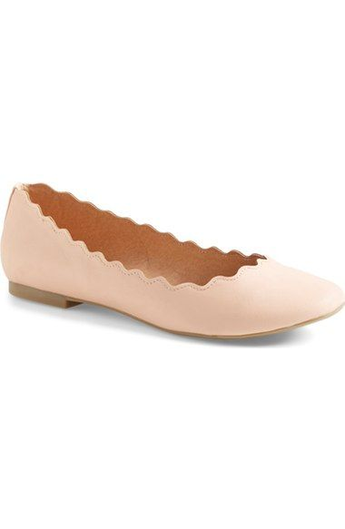 Athena Alexander 'Toffy' Ballet Flat (Women) available at