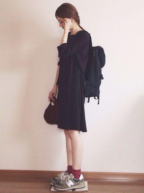 jouetieのバックパック/リュック「ナイロンバックパック」を使ったeのコーディネートです。WEARはモデル・俳優・ショップスタッフなどの着こなしをチェックできるファッションコーディネートサイトです。