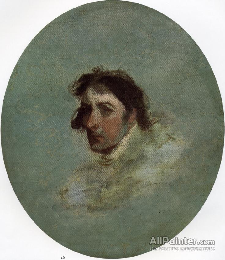 Gilbert Stuart,Self Portrait oil painting reproductions for sale