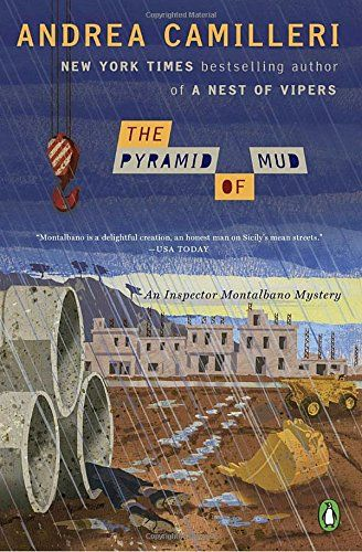 The Pyramid of Mud by Andrea Camilleeri