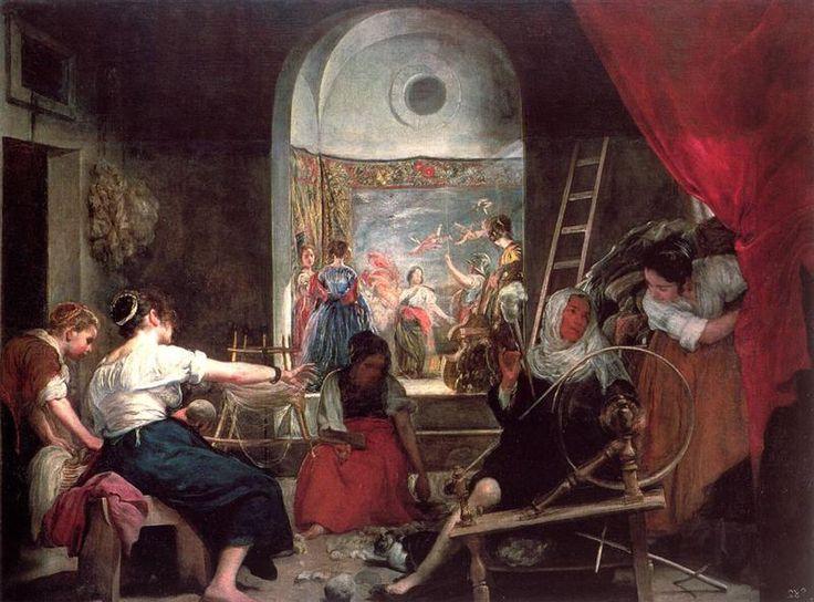 pinturas barrocas de velazquez - Buscar con Google