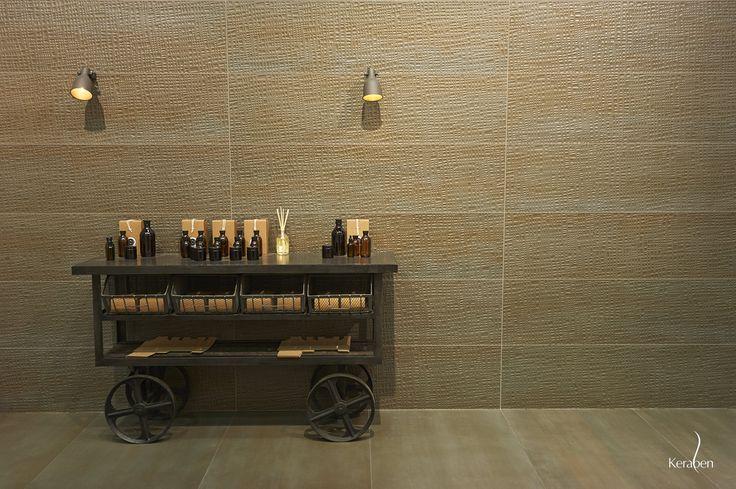 #NovedadKeraben #Cevisama17 #Cevisama #WelcomeToValencia #Cerámica #Tiles #InteriorDesign #Inspiration #Diseño #Interiorismo