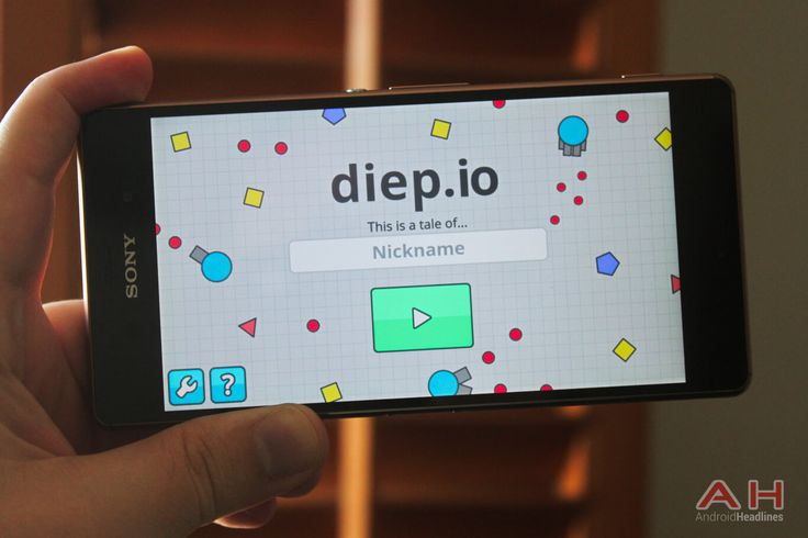 Diep.io Is Miniclip's New Multiplayer Tank Game #android #google #smartphones