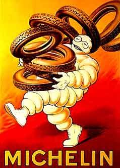 Michelin - an alternative way to wear rubber :p